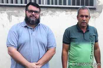 Em Elias Fausto, vereador Amarildo Braz é nomeado presidente do PSL - SeuJornal