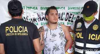Ica: detienen a sujeto que incitaba a saqueos a través de las redes sociales - El Comercio - Perú