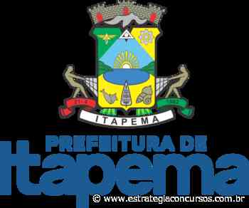 Prefeitura de Itapema: banca é definida; edital iminente! - Estratégia Concursos