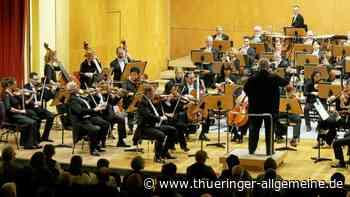 Loh-Orchester Sondershausen spendet für Musiker - Thüringer Allgemeine