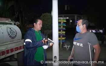 Previenen el virus en Xochitepec - El Sol de Cuernavaca