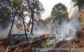 Van casi 400 incendios en Xochitepec - El Sol de Cuernavaca