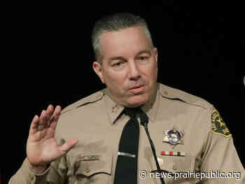 LA County Sheriff Will No Longer Order Closure Of Firearms Shops - Prairie Public Broadcasting