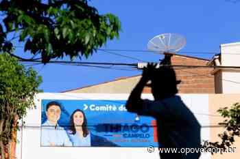 Thiago Campelo é novo prefeito de Aracoiaba; irmão de Safadão perde - O POVO