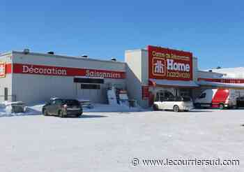 Home Hardware s'implantera bientôt à Gentilly - Le Courrier Sud