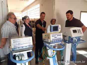 Santa Casa de Pederneiras recebe tomógrafo e respiradores - JCNET - Jornal da Cidade de Bauru