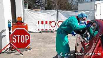 Landkreis Roth: Zentrale Corona-Teststation in Hilpoltstein - Landratsamt und Kassenärztliche Vereinigung lassen Verdachtsfälle auf das Virus untersuchen - Nur mit Termin - donaukurier.de