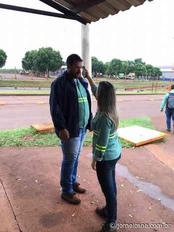 Usina Pitangueiras adota medidas de segurança contra a COVID-19 - JornalCana