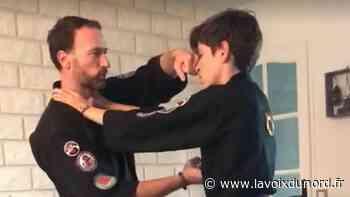 Roost-Warendin: le club Kenpo self-defense Academy propose des cours en ligne à ses adhérents - La Voix du Nord