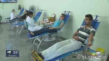 Coleta de doações de sangue é suspensa temporariamente em Varginha, MG - G1