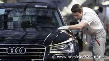 Audi Neckarsulm: Produktion steht seit Tagen still - Kurzarbeit verlängert | Wirtschaft - Hersfelder Zeitung