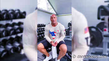 Dwayne Johnson Spills Tea On Wrestlemania Match with Hulk Hogan! - Dankanator