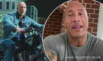 Dwayne Johnson confirms a Hobbs & Shaw sequel: 'Just gotta figure out the creative right now' - Daily Mail