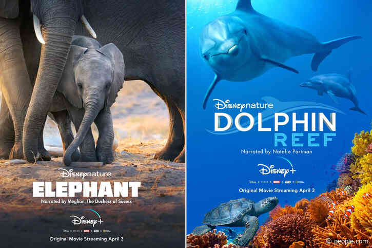 Meghan Markle and Natalie Portman Narrate Two New Disney+ Nature Documentaries — Both Available to Stream Now