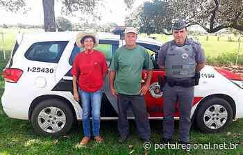 PM visita população da zona rural de Tupi Paulista - Portal Regional Dracena