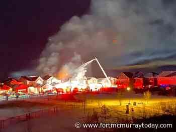 No injuries after house fire in Timberlea - Fort McMurray Today