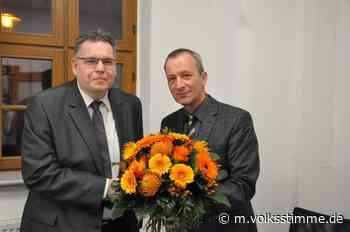 Gardelegen: Blumen für neuen Geschäftsführer - Volksstimme