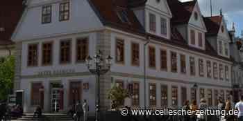 Altes Rathaus in Celle: Toiletten an Markttagen geöffnet - Cellesche Zeitung
