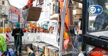 Baustellen in Celle: So machen Arbeiter trotz Corona ihren Job - Cellesche Zeitung