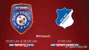 TSG 1899 Hoffenheim: Das Vereins-Update mit Alexander Rosen, Oliver Baumann & Erik Meijer - Sky Sport