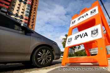 Leite descarta adiar pagamento do IPVA no Rio Grande do Sul - GauchaZH