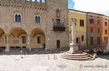 La colonna degli anelli di Bertinoro - 4live.it