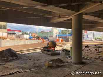 STM divulga fotos do andamento das obras da estação Francisco Morato - Rede Noticiando