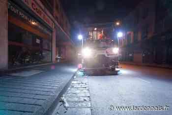 La ville de Sedan va être désinfectée contre le Covid-19 - L'Ardennais