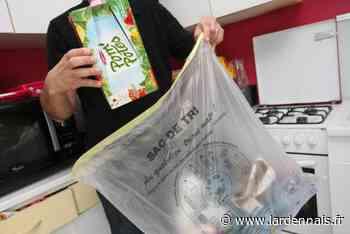 La distribution des sacs pour les déchets recyclables a commencé à Sedan - L'Ardennais