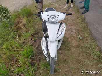 Caminhão de Brusque se envolve em acidente na cidade de Tijucas - Rádio Cidade