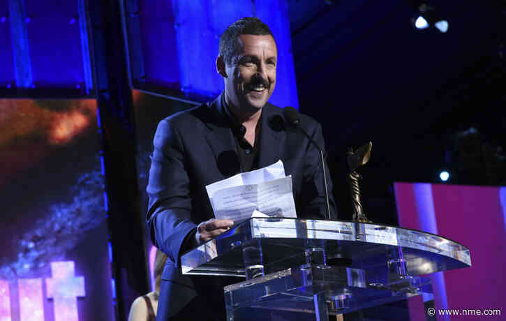 Watch Adam Sandler pay tribute to doctors and nurses in new quarantine song
