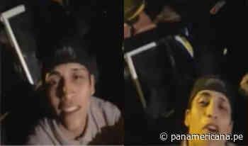 Huarmey: detienen a sujeto que salía a robar wifi durante toque de queda | Panamericana TV - Panamericana Televisión