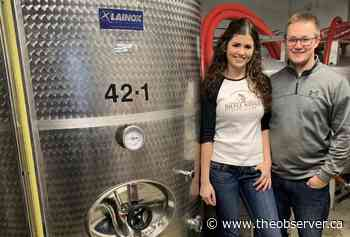 Restrictions and economic slowdown hitting Lambton wineries - Sarnia Observer