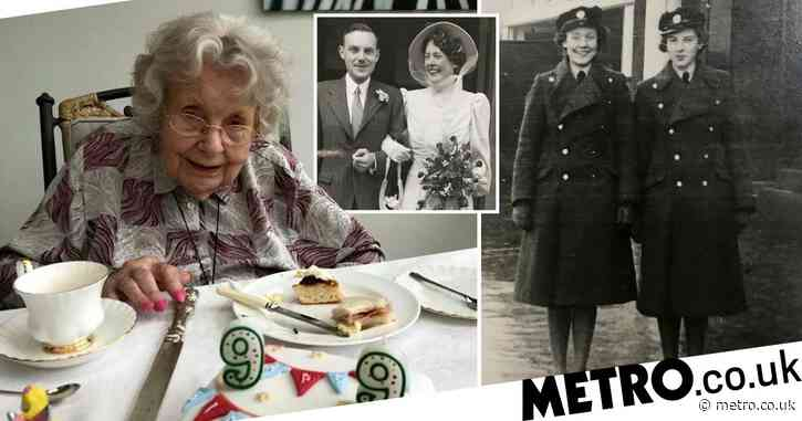 Great-gran, 99, is UK's oldest to survive coronavirus after 'miracle' recovery