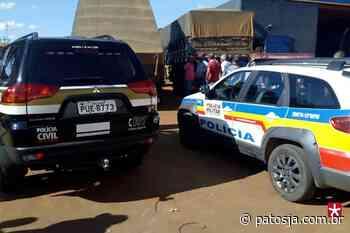 Homem morre enquanto lubrificava caminhão em Lagoa Formosa - Patos Já