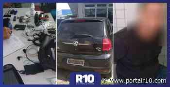Homem é preso após furto em supermercado de Teresina - Portal R10