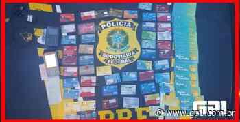 PRF prende acusado de estelionato na BR 316 em Teresina - GP1