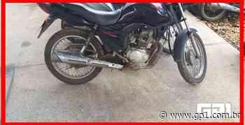 PM recupera veículo roubado de motoboy após perseguição em Teresina - GP1