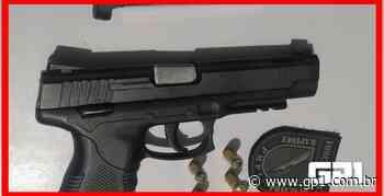 PM recupera pistola durante perseguição na zona sudeste de Teresina - GP1