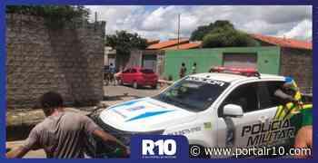 Homem é capturado por populares após invadir casa em Teresina - Portal R10