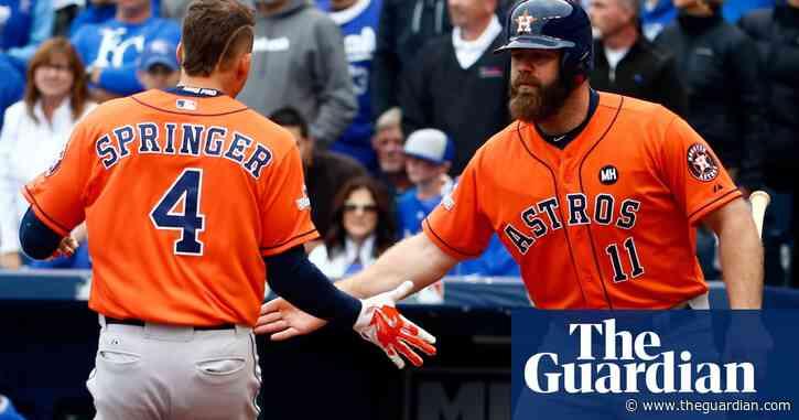 Ex-Houston Astros catcher Evan Gattis: 'We obviously cheated baseball'