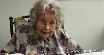 Nan, 99, oldest in UK to recover from Covid-19 'thanks to marmalade sandwiches'