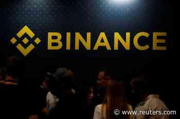 Crypto exchange Binance to buy data website CoinMarketCap - Reuters