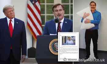 Mike Lindell, My Pillow CEO and 'friend' of Donald Trump, has settled over a dozen lawsuits
