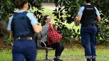 NSW police crackdown on virus isolation - Cessnock Advertiser