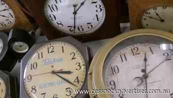 Sunday sleep-in as daylight savings ends - Cessnock Advertiser