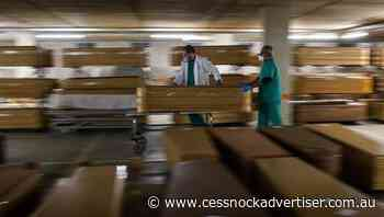 More Spain virus deaths but rate slows - Cessnock Advertiser