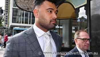 NRL player's groping conviction overturned - Cessnock Advertiser