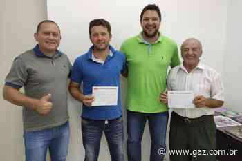 Ex-deputado Osmar Severo retorna ao PTB - GAZ - Notícias de Santa Cruz do Sul e Região - GAZ