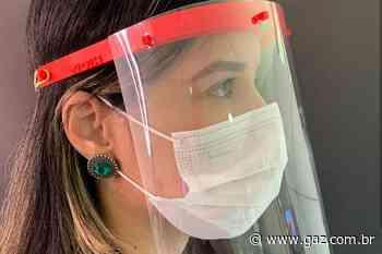 Empresa de Santa Cruz usa impressora 3D para produzir Face Shields - GAZ